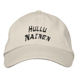 Hullu  Nainen - Crazy Woman Cap