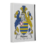 Hulme Family Crest iPad Folio Cover