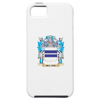 Hulton Coat of Arms - Family Crest iPhone 5 Cover