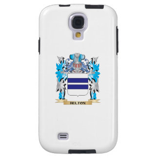 Hulton Coat of Arms - Family Crest Galaxy S4 Case