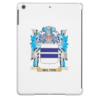 Hulton Coat of Arms - Family Crest iPad Air Cover