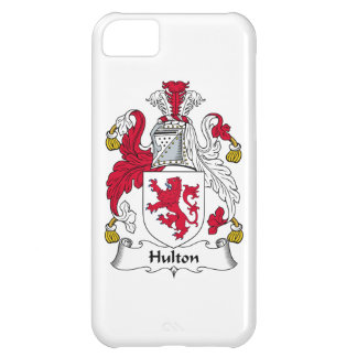Hulton Family Crest iPhone 5C Cases