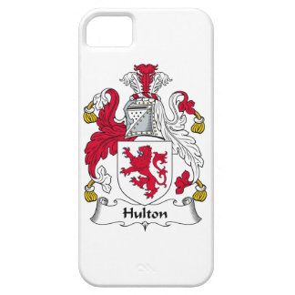 Hulton Family Crest iPhone 5 Case