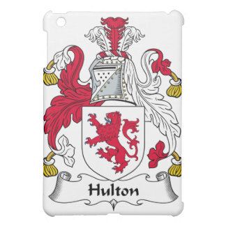 Hulton Family Crest iPad Mini Covers