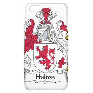 Hulton Family Crest iPhone 5C Cover