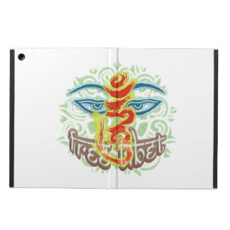 <HUM> - FREE TIBET COVER FOR iPad AIR