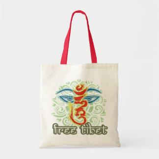 <HUM> - FREE TIBET TOTE BAG