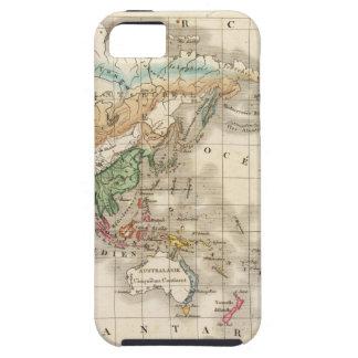 Humain primitivo de du genre de la distribución iPhone 5 cárcasa