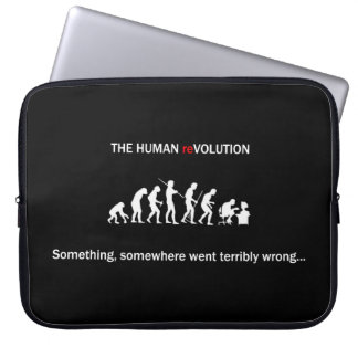 Humain reVolution Laptop Sleeve 15 inch
