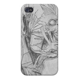 Human001 iPhone 4/4S Covers