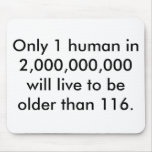 Human Age Mouse Pad