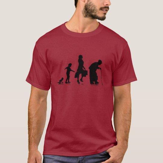 Human Aging_5 T-Shirt
