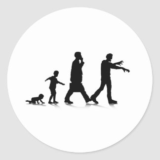 Human Aging_7 Sticker
