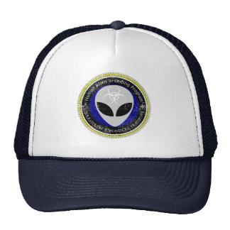 Human Alien Hybrid Program - Prototype Trucker Hat