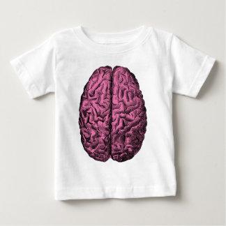 Human Anatomy Brain Baby T-Shirt