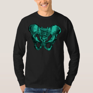 Human Anatomy Pelvis Bones T-Shirt