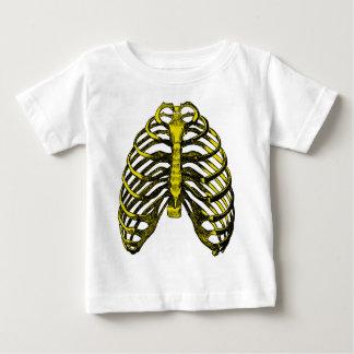 Human Anatomy Rib Cage Shirt