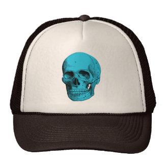 Human Anatomy Skull Trucker Hat