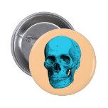 Human Anatomy Skull Pin