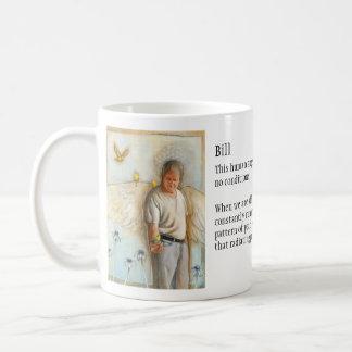 Human Angel Bill Coffee Mug