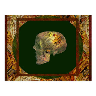 Human Artifact Postcard