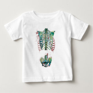 Human Body Rib Cage Shirt