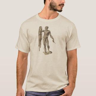 Human Body Skinned anatomy (Valverde) T-Shirt