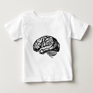 human brain baby T-Shirt