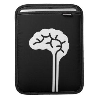 Human Brain Pictogram iPad Sleeve