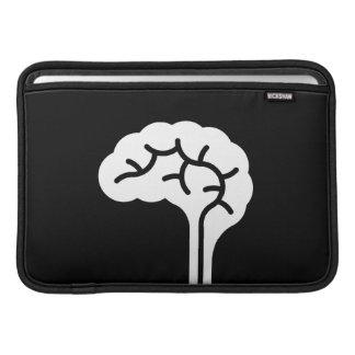 Human Brain Pictogram MacBook Air Sleeve
