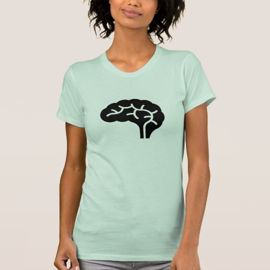 Human Brain Pictogram T-Shirt
