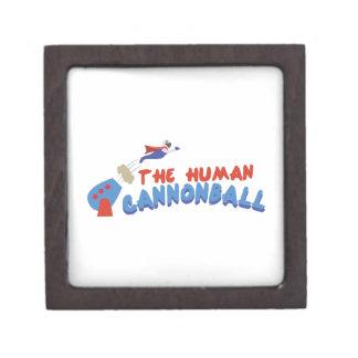 Human Cannonball Premium Gift Box