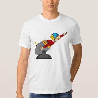 Human Cannonball T-shirt