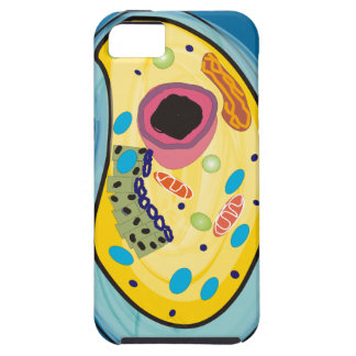 Human Cell Art iPhone 5 Case