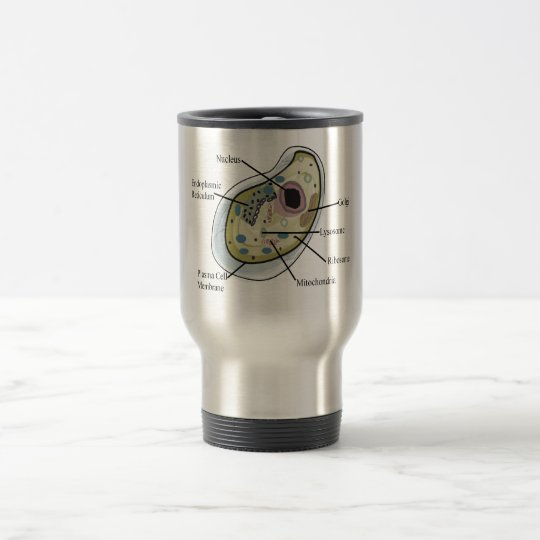 Human Cell Biology T-Shirts Travel Mug