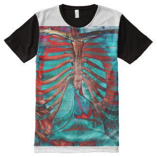 Human chest All-Over-Print T-Shirt
