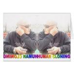HUMAN CLONING CARDS