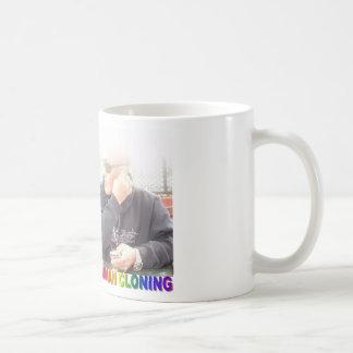 HUMAN CLONING CLASSIC WHITE COFFEE MUG