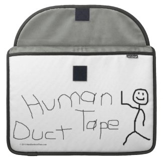 Human Duct Tape MacBook 15