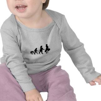 Human Evolution_10 T Shirts