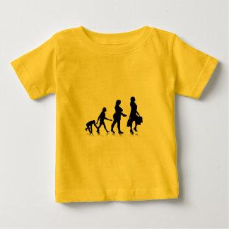 Human Evolution_10 Infant T-shirt