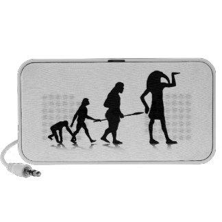 Human Evolution_12 iPhone Speaker