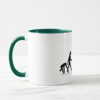 Human Evolution_2 Mug