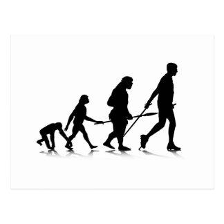 Human Evolution_2 Postcards