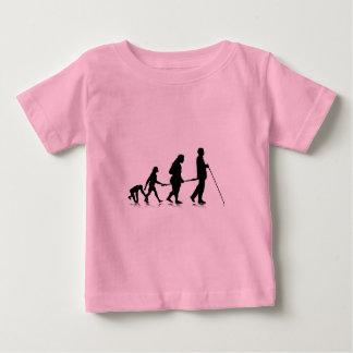 Human Evolution_3 T Shirts