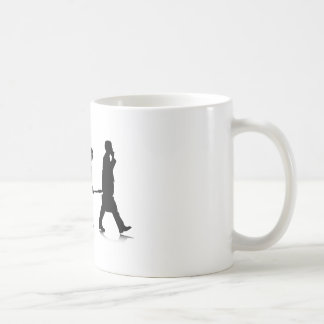 Human Evolution Coffee Mug
