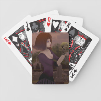 """""""Human Existence"""", Tragic Royalty™ Playing Cards"""