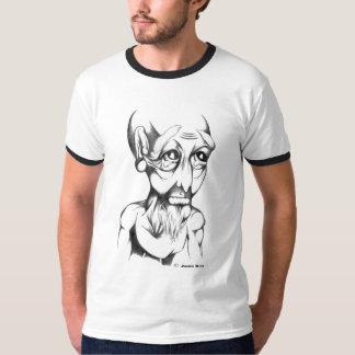 Human Head: Sigh - WB T-Shirt