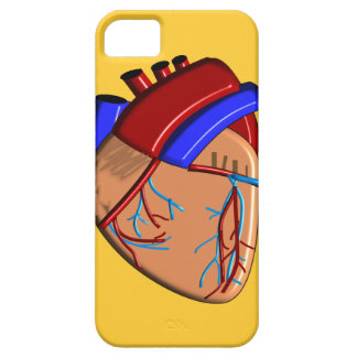 Human Heart iPhone and Electronics Cases