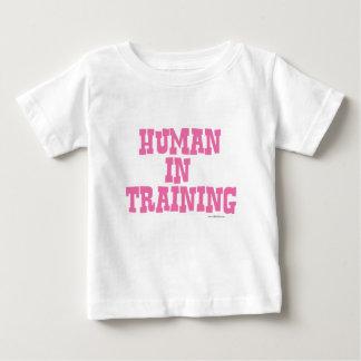Human In Training Baby T-Shirt